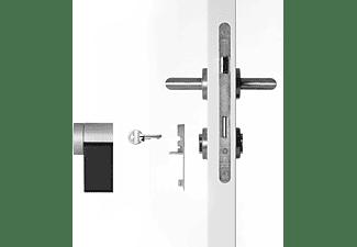 NUKI Combo 2.0 - Starterset mit Smart Lock & Bridge Smart Lock, Schwarz
