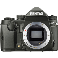 PENTAX KP + DAL 18-50 WR Digital SLR, 18-50 mm Objektiv (DA, smc-DA), WLAN, Schwarz