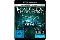 Matrix Revolutions [4K Ultra HD Blu-ray + Blu-ray]