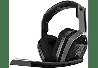 Auriculares Gaming - Astro A20 Inalámbricos para Xbox One, Call of Duty, Bluetooth, Gris