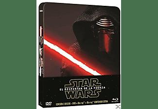 Star Wars VII - El Despertar de la Fuerza - Bluray Edición Metálica Limitada