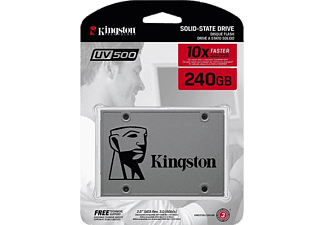 "KINGSTON UV500 2.5"" 120GB 520MB Okuma 320MB Yazma SSD"