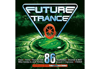 VARIOUS - Future Trance 86  - (CD)
