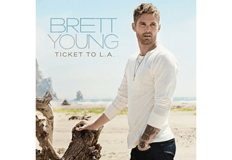 Brett Young - TICKET TO L.A. - (CD)