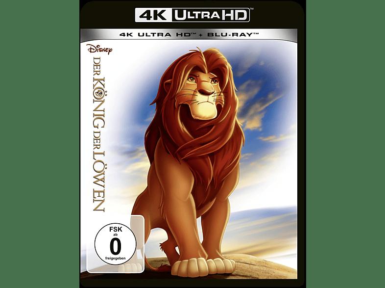 Der König der Löwen [4K Ultra HD Blu-ray + Blu-ray]