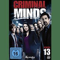 Criminal Minds - Die komplette dreizehnte Staffel [DVD]