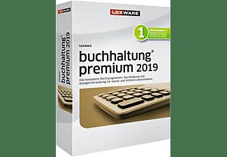 Lexware Buchhaltung Premium 2019 Jahresversion (365-Tage) - [PC]