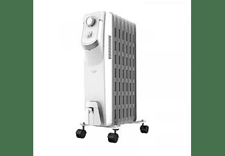 Radiador - Cecotec Ready Warm 5750 Space 360º, Sistema de aceite, 1500 W, Termostato regulable