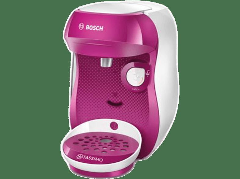 BOSCH Tassimo Happy kapszulás kávéfőző, pink ár, vásárlás
