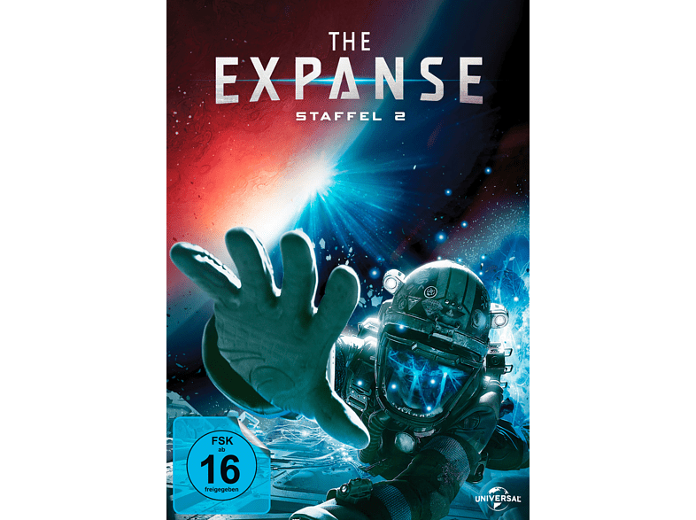 The Expanse - Staffel 2 [DVD]
