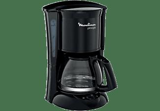 Cafetera de goteo Moulinex FG1528 Principio Potencia 600W, Capacidad 6 tazas, Sistema antigoteo