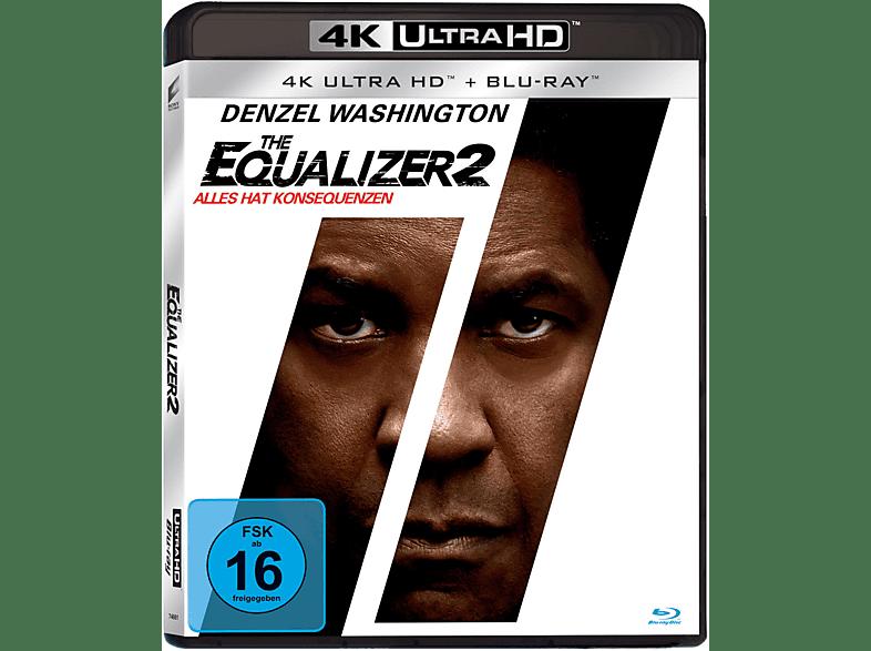 The Equalizer 2 [4K Ultra HD Blu-ray + Blu-ray]