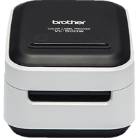 BROTHER VC-500W Farb-Etikettendrucker