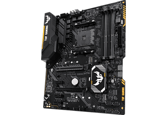ASUS TUF Gaming X470-Plus Mainboard, schwarz