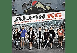 Alpin Kg - ALPIN KG  - (CD)