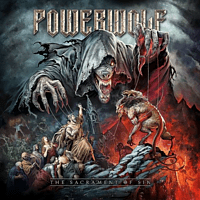 Powerwolf - THE SACRAMENT OF SIN (BRILLIANT BOX) [CD]