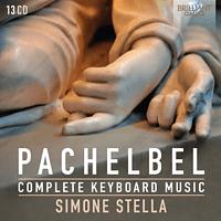 Simone Stella - Pachelbel:Complete Organ Music [CD]
