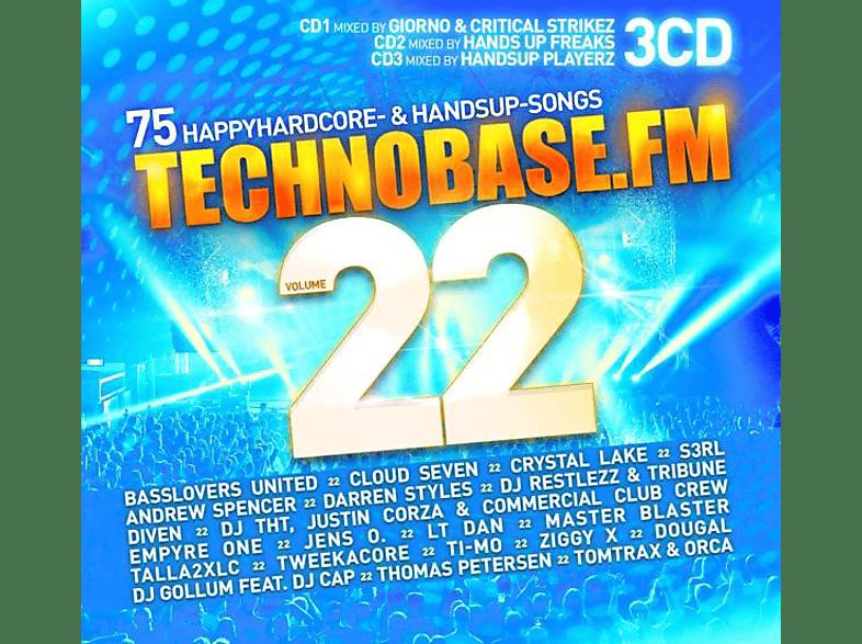 VARIOUS - TECHNOBASE.FM 22 [CD]