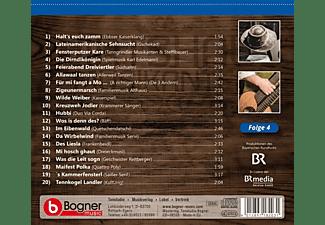 Wirtshausmusikanten Diverse Interpreten - Wirtshaus Musikanten BR-FS,F.4  - (CD)