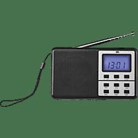 OK. ORF 220 Weltempfänger (AM, FM, SW, Grau/Schwarz)