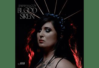 Sarah Mccoy - Blood Siren  - (CD)