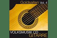 VARIOUS - Goldsaiten Vol.4-Gitarrre Volksmusik [CD]