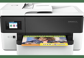 HP Multifunktionsdrucker OfficeJet Pro 7720 Wide, Tinte, weiß/schwarz (Y0S18A)