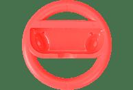 ISY IC-5007 Nintendo Switch Lenkrad, Schwarz/Rot