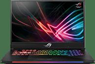 ASUS ROG Strix Scar II (GL704GV-EV013T), Gaming Notebook mit 17.3 Zoll Display, Core™ i7 Prozessor, 16 GB RAM, 256 GB SSD, 1 TB HDD, GeForce® RTX™ 2060, Schwarz
