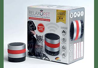 DIE HÖHLE DER LÖWEN Relaxopet Hund & Katze Silber/Rot