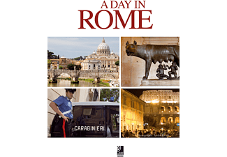 VARIOUS - earBOOKS MINI:Rome,A Day In  - (CD + Buch)