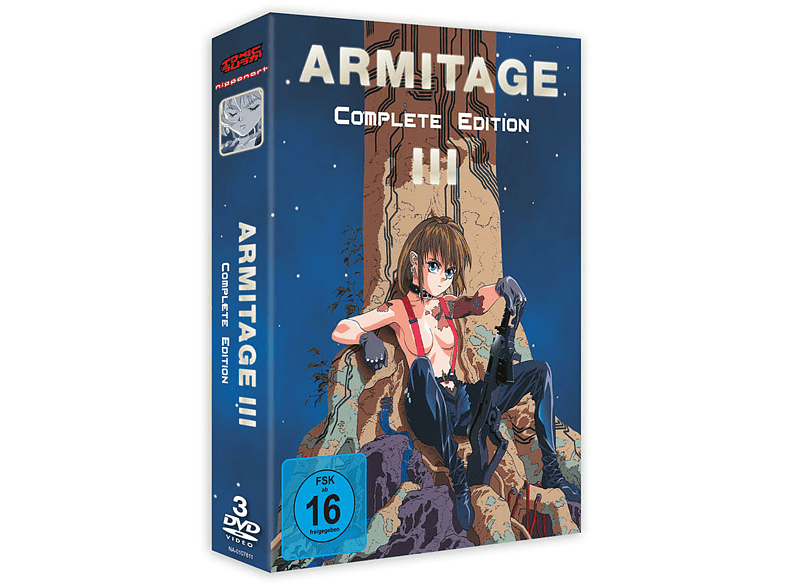 ARMITAGE 2 MOVIES & 4 OVAS - BOX [DVD]