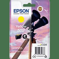 EPSON 502 Yellow (C13T02V44010)