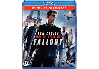 Mission Impossible 6: Fallout - Blu-ray