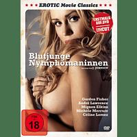 Blutjunge Nymphomaninnen-Uncut Kinofassung [DVD]