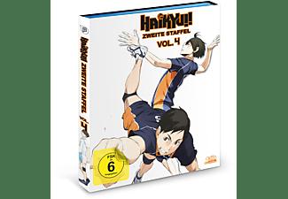 Haikyu!! - 2. Staffel - Vol. 4 Blu-ray