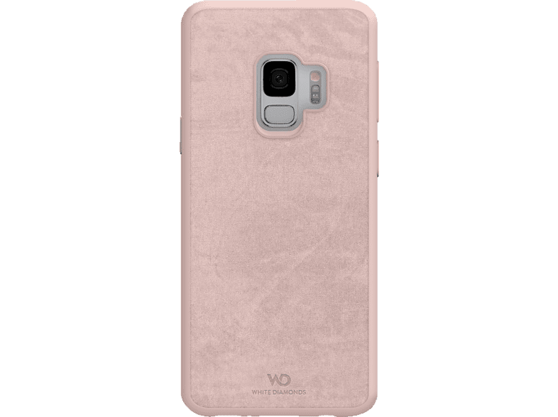 WHITE DIAMONDS Promise , Backcover, Samsung, Galaxy S9, Kunststoff, Coral