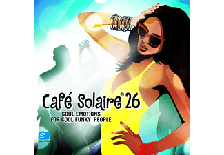 VARIOUS - Cafe Solaire Vol.26 - (CD)