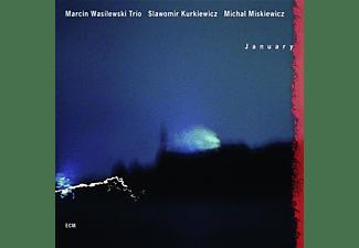 Marcin Wasilewski, Marcin Trio Wasilewski - January  - (CD)
