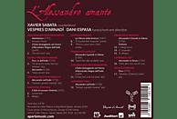 Xavier Sabata, Vespres D'Arnadi - Lalessandro Amante [CD]