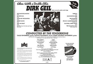 Dirk Geil - Alien with a double-chin  - (LP + Bonus-CD)