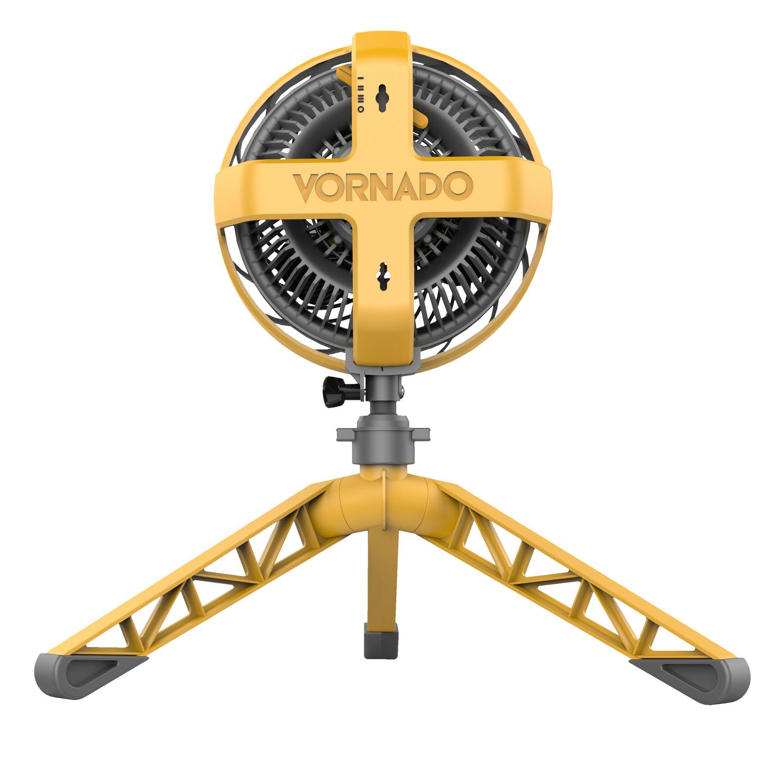 35 Watt Standventilator VORNADO 701684 EXO5 Heavy Duty