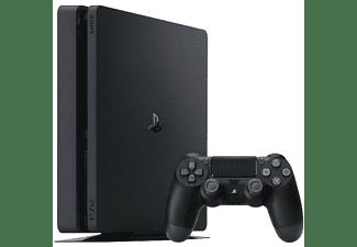Consola - Sony PS4, 500 GB, Negro