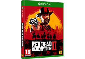 TAKE 2 Red Dead Redemption 2 Xbox One Oyun