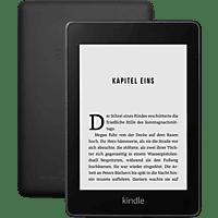 KINDLE PAPERWHITE - jetzt wasserfest - 8GB (mit Spezialangeboten)  8 GB  eBook Reader Schwarz