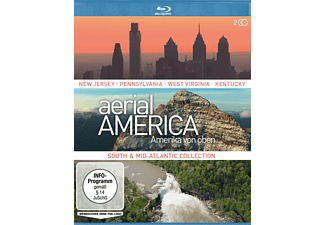 Aerial America - South and Mid-Atlantic Collection - (Blu-ray)