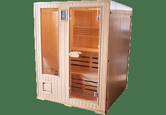 SANOTECHNIK Finnische Sauna Helsinki H60330 für 3 Personen mit 4500 Watt
