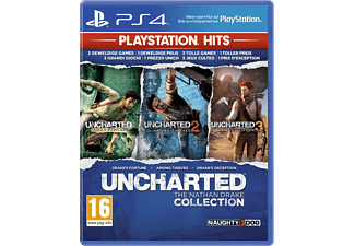 Uncharted Collection - PlayStation Hits | PlayStation 4