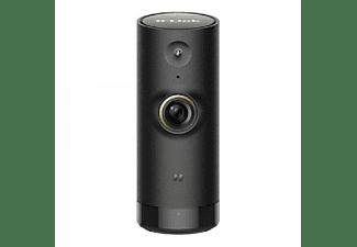 Cámara de vigilancia - D-Link DCS-P6000LH Mini, HD, Wi-Fi, 720P, 120º, Negro, domótica