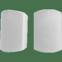 POLK AUDIO Atrium 6 1 Stück Outdoor Lautsprecher (Weiß)